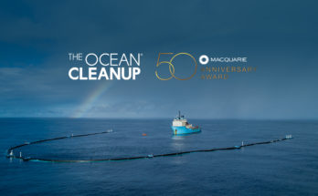the ocean cleanup start up